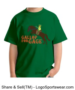 Gallop for Gage 1 Design Zoom